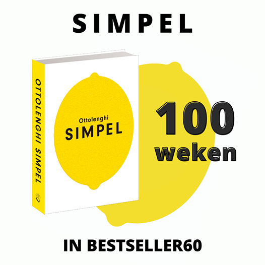Simpel Ottolenghi 100 weken in Besteller60.